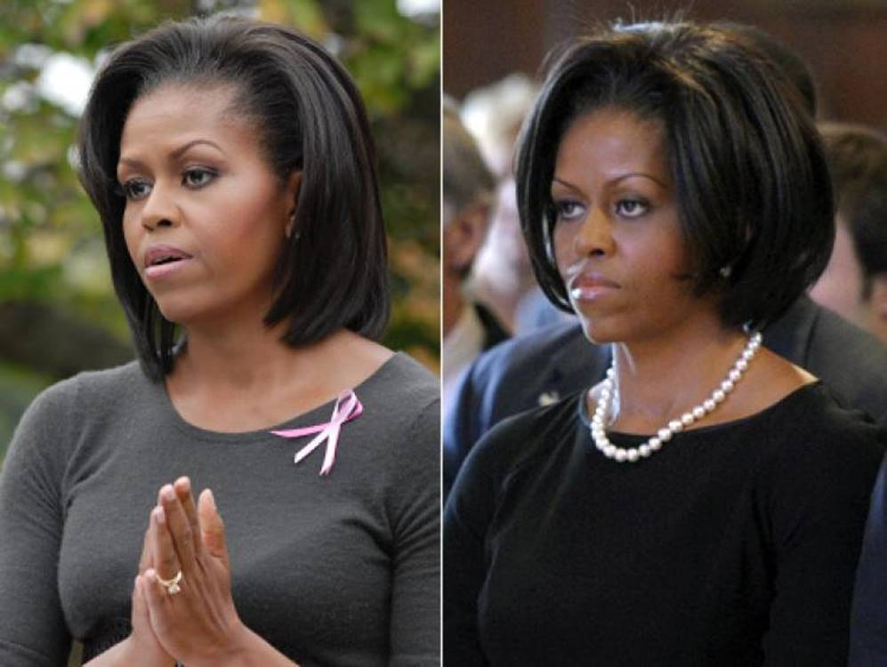 Michelle Obama's Before and After